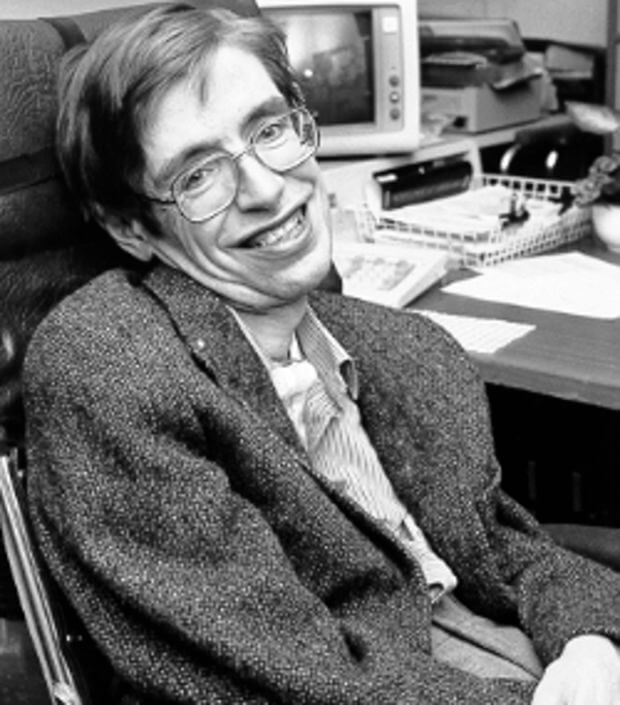 Stephen Hawking alla Nasa