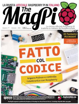 [Immagine: MagPi77-cover.jpg]