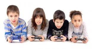 Bambini dipendenti da videogames
