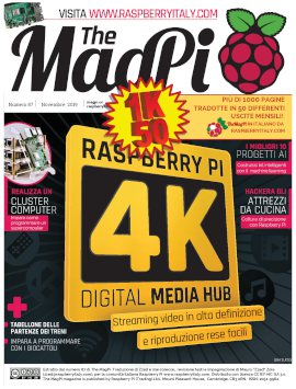 MagPi87 cover