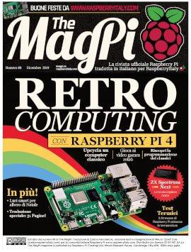 MagPi88 copertina