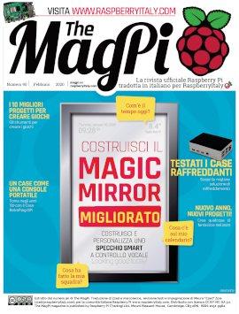 MagPi90 copertina