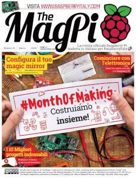 MagPi91 cover