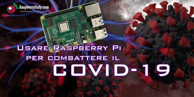 Raspberri Pi per combattere il COVID-19