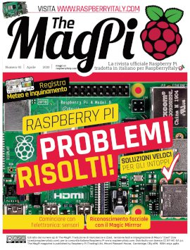MagPi 92 cover