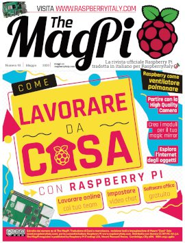 MagPi93 cover