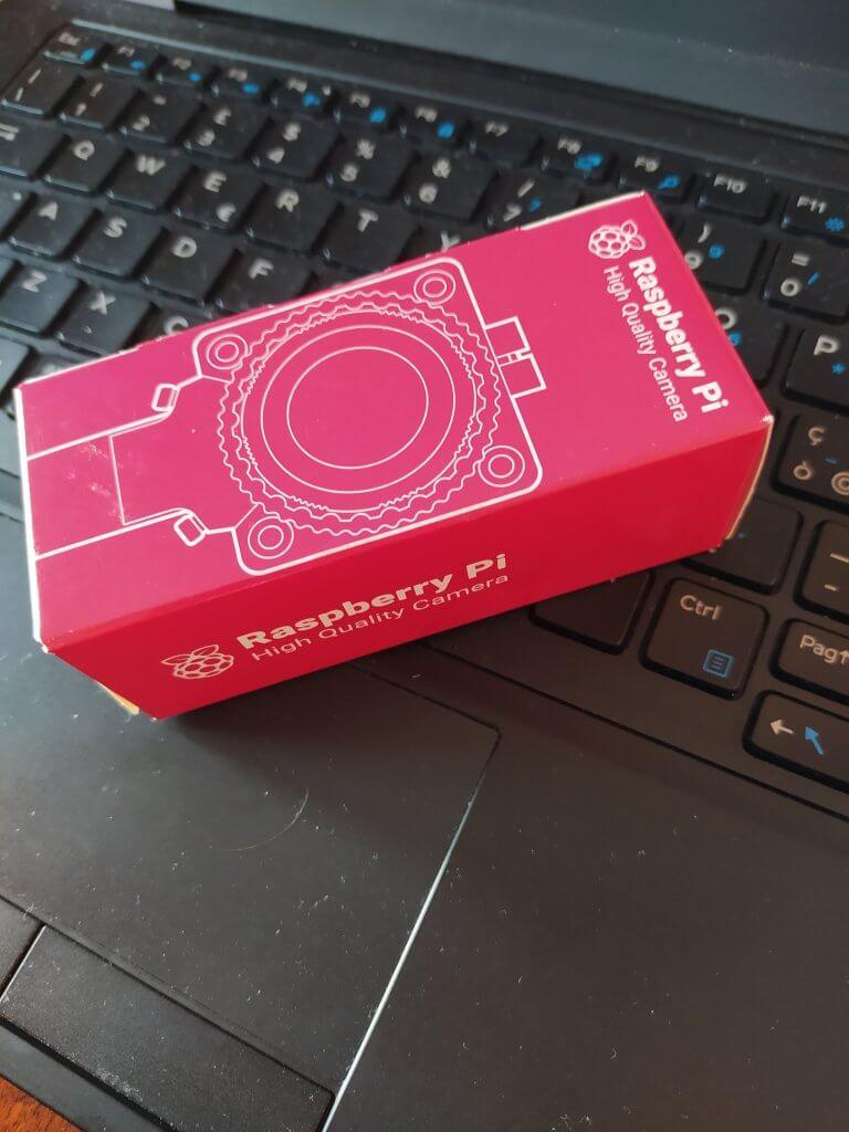 scatola High QUality Camera