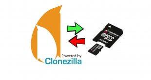 Clonezilla Backup