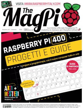 MagPi 101 cover