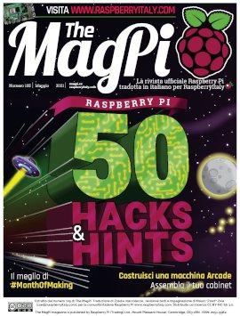 Mag Pi 105 copertina