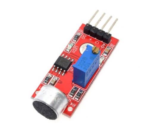 Sensore microfonico
